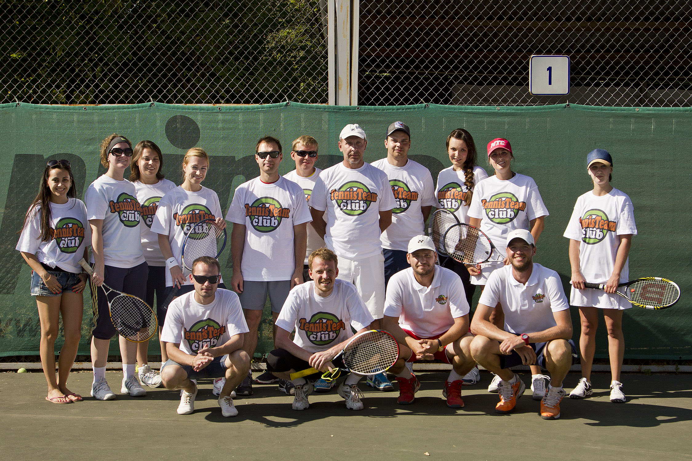 >TennisTeam Tour Series июль 2014