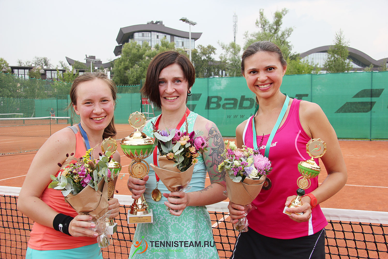 >TennisTeam Tour Series июль 2016